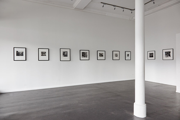 Installation view  Ans Westra , 2015 {Suite}, Wellington   _______