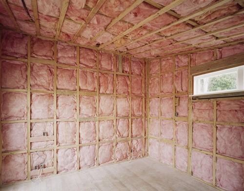 Neil Pardington  The Pink Room #1 , 2007 Lambda/C print on Kodak Endura Dimensions variable Edition of 15  _______