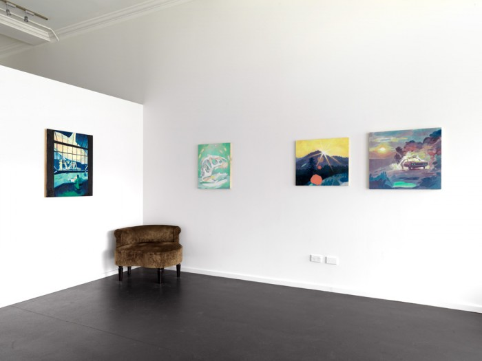 Installation View  Deleted Scenes , 2015 {Suite}, Wellington  _______