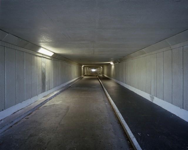 Neil Pardington  Tunnel #5 , 2011 Pigment print on hahnemuhle photo rag 800 x 1000 mm image size Edition of 10  _______
