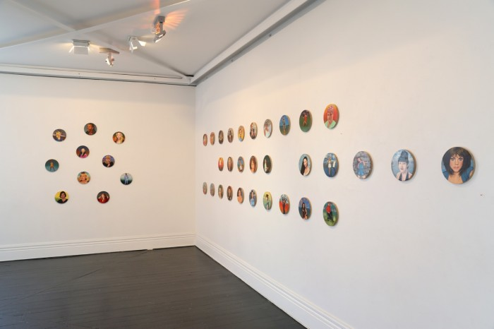 Installation view  Muse  {Suite}, Wellington   _______