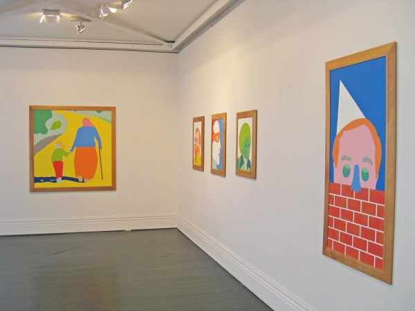 Installation View Vacancies, 2014 {Suite} Gallery, Wellington  _______