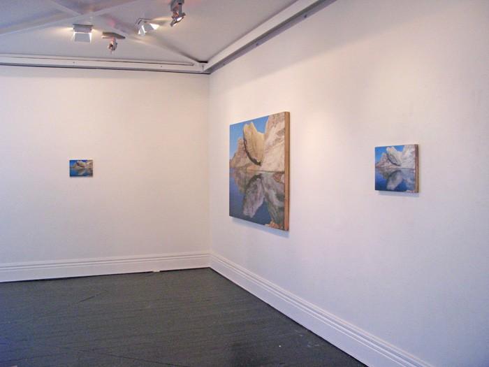 Roger Boyce Rock to Hide My Face, 2013 {Suite} Gallery, Wellington  _______