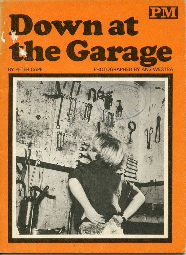 Ans Westra  Down at the Garage , 1974 NZ$70.00 including gst (signed copy) [Order]  ______