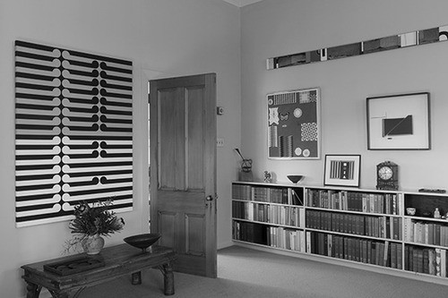 Neil Pardington  Gordon Walters, Tuatahi, 1969 , 2011 Pigment print on Hahnemuhle photo rag Portfolio edition of 15  _______