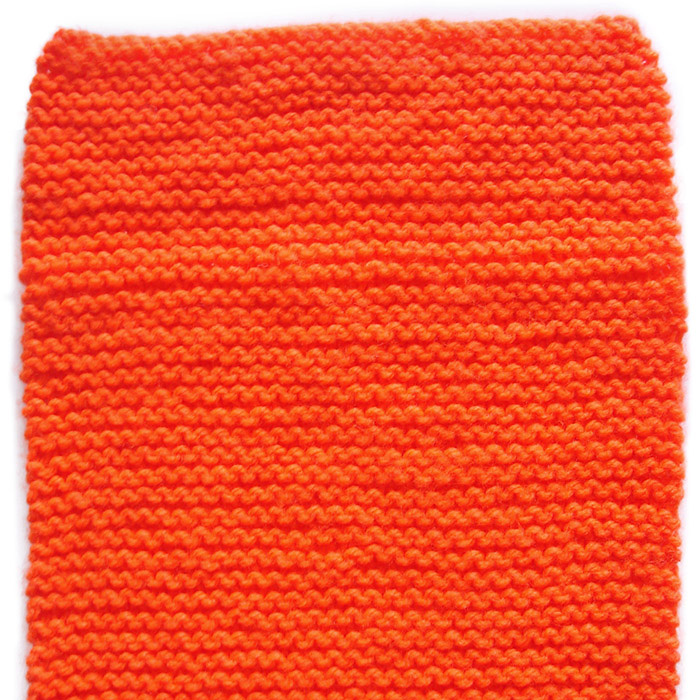 Wayne Youle  How long a piece of string actually is , 2015 Knitted yarn 25 m x 210 mm [Private collection]  _______