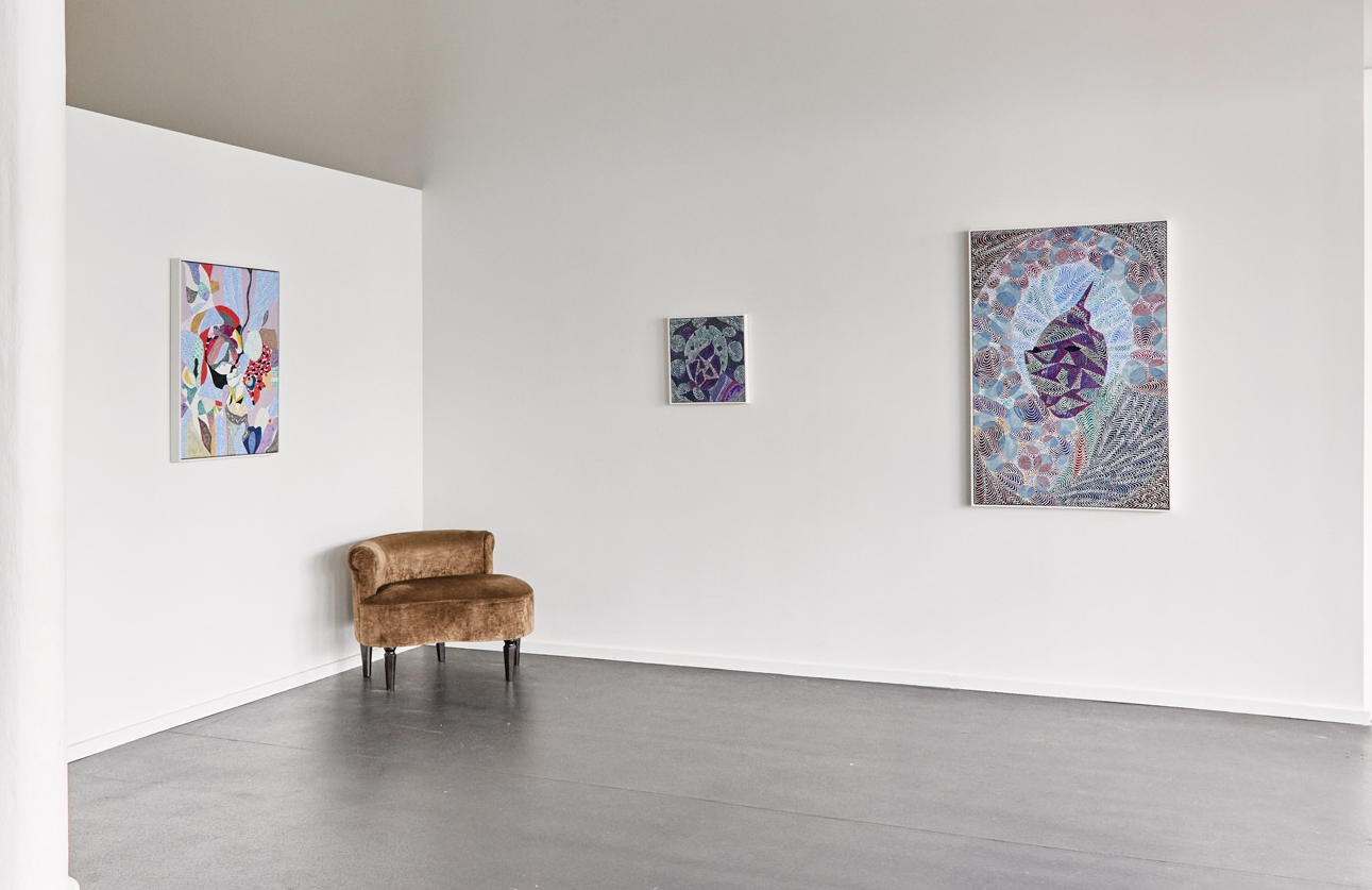 Installation view Arie Hellendoorn:  Body Electric,  2015 {Suite}, Wellington  _______