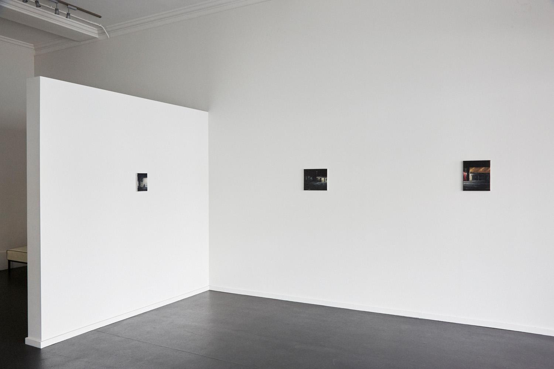 Installation view Daniel Unverricht: Crush  {Suite}, Wellington  _______