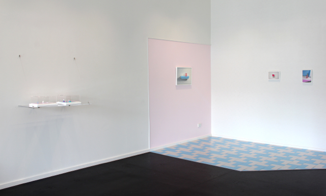 Installation view  Fouth Wall , 2017 {Suite}, Wellington  _______