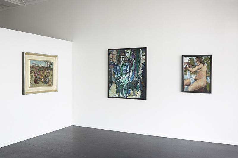 The Stevenson Collection    Installation view {Suite}, Wellington  _______
