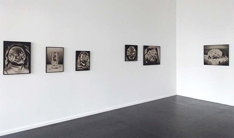 Douglas Stichbury  Cosmic Visitation  Installation view {Suite}, Wellington  _______
