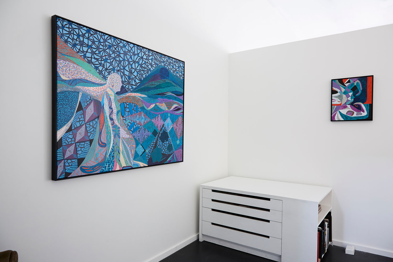 Arie Hellendoorn  Morphology  Installation view {Suite}, Wellington  ______