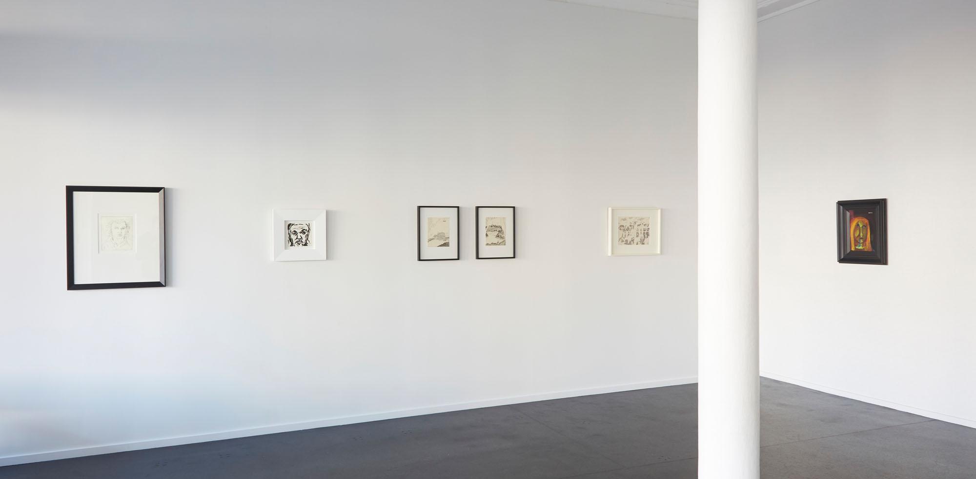Jeffrey Harris Installation view {Suite}, Wellington  ______