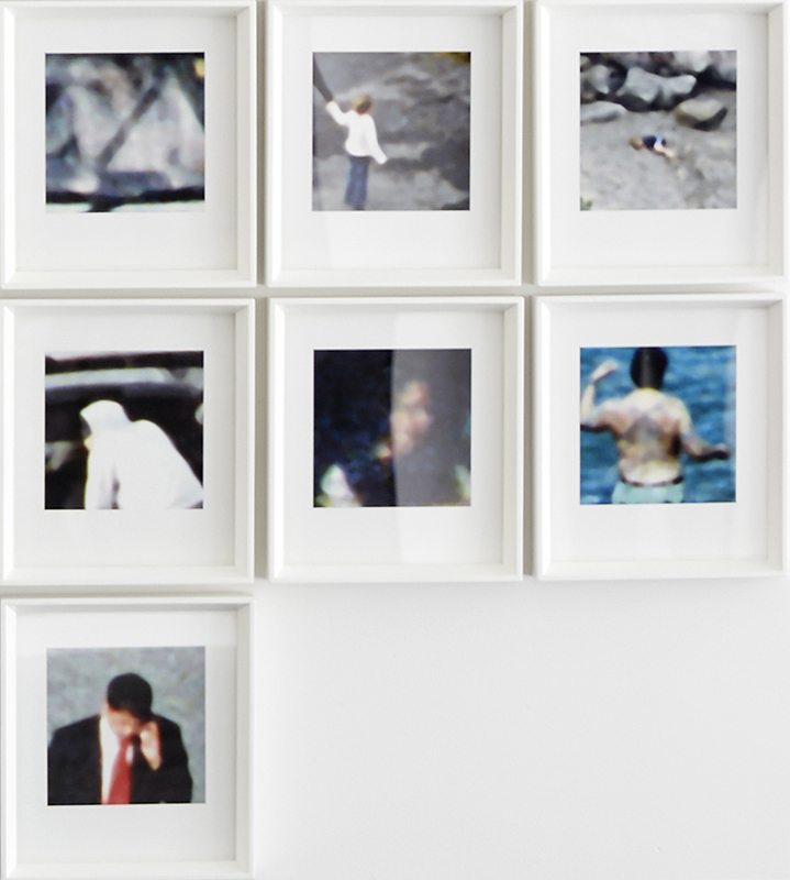 Bruce Connew  I Saw You  Installation view {Suite}, Wellington  _______