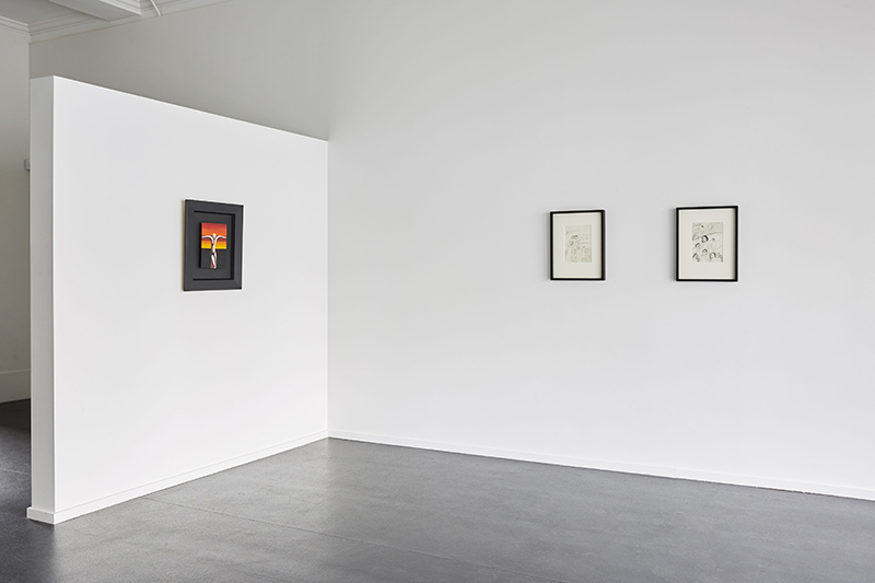 Jeffrey Harris Installation view {Suite}, Wellington  _______