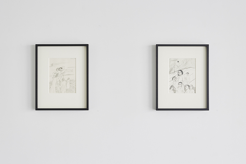 Jeffrey Harris, Installation view {Suite}, Wellington  ______