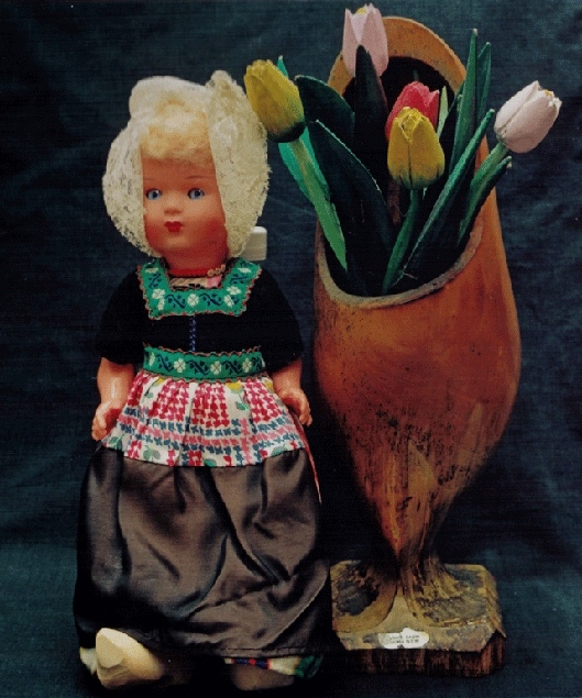 Ans Westra  Dutch Doll , 2004 C print dry-mounted to dibond 1470 x 1250 mm Edition of 6 plus 2 APs  _______