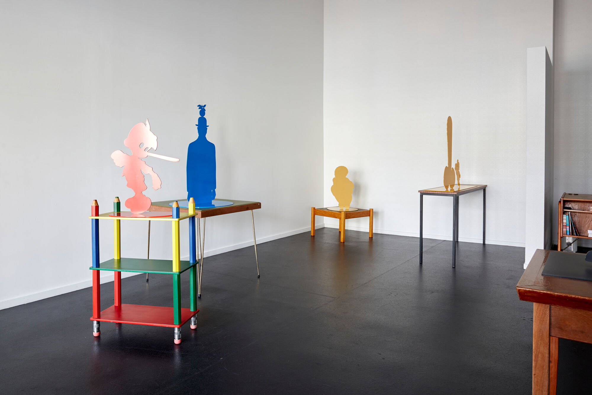 Wayne Youle  HERE I give thanks , 2019 Installation view {Suite}, Wellington  ______
