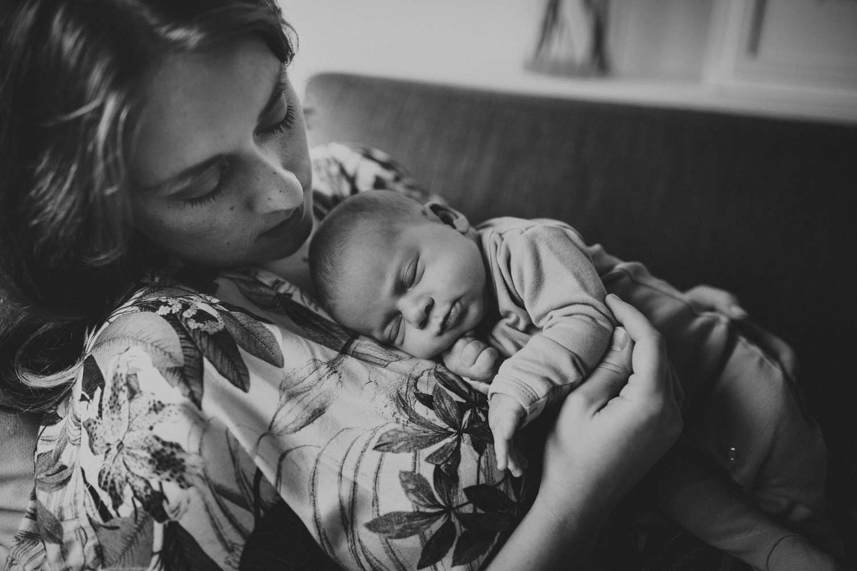 Camille Arner - Newborn