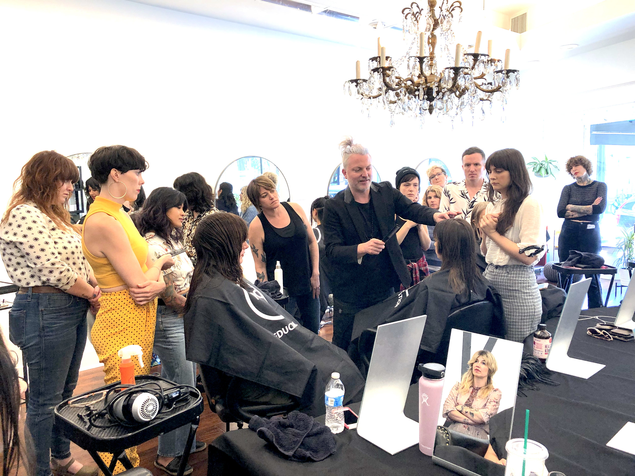 Bring Your Salon to Pony Studios