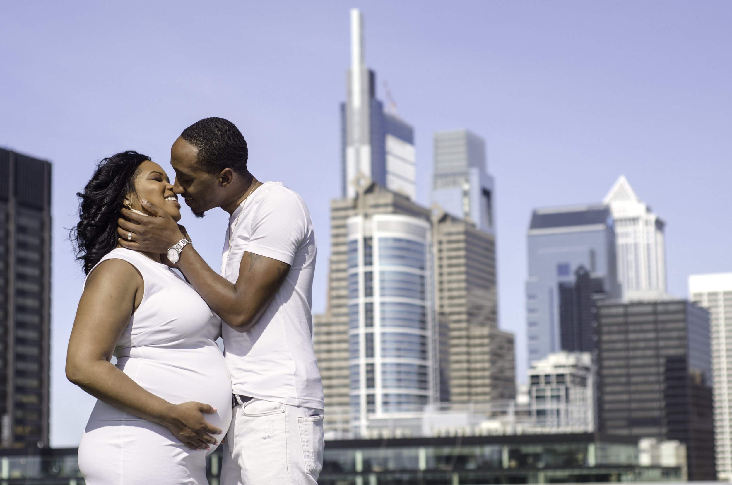 Philly maternity photography