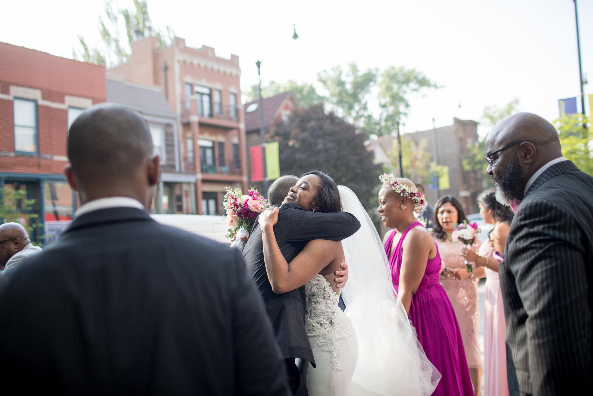 Chicago Wedding Photogher