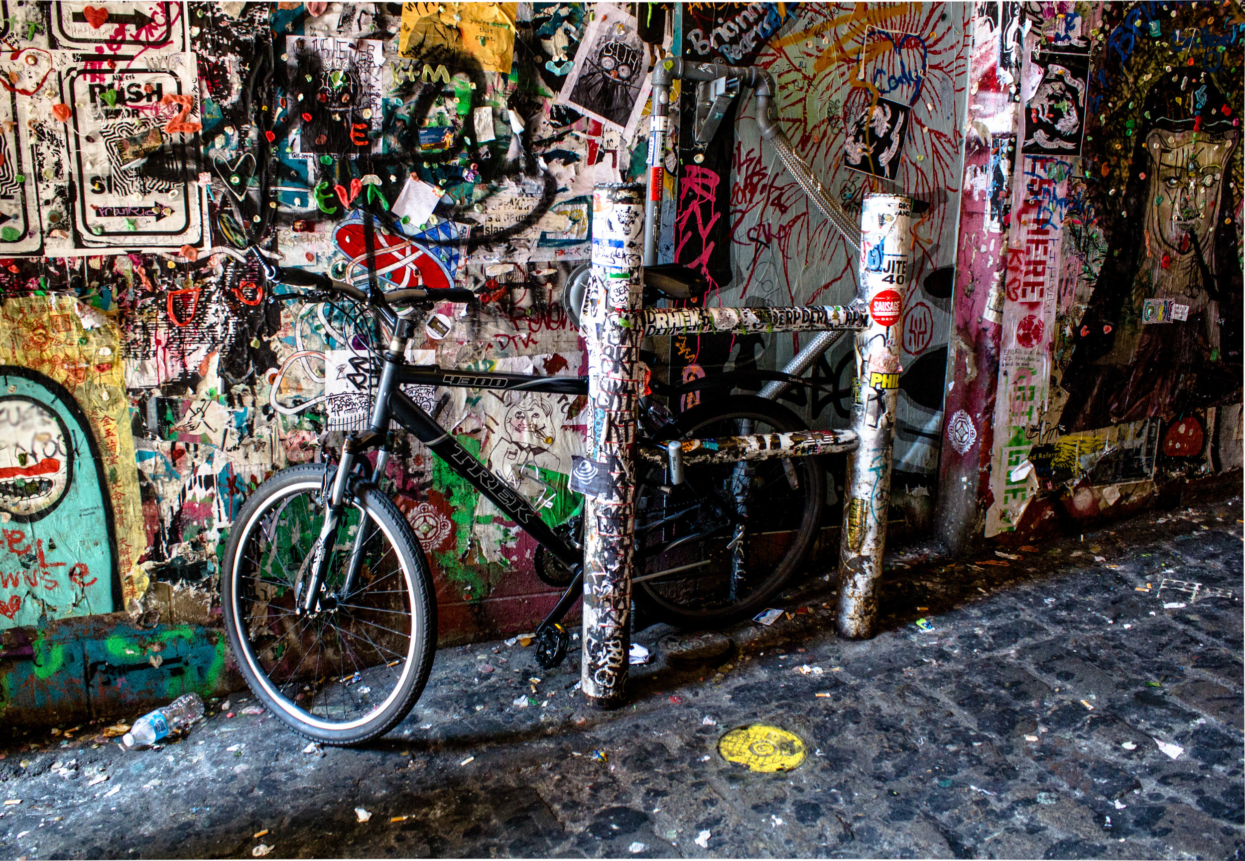 Grafitti bike