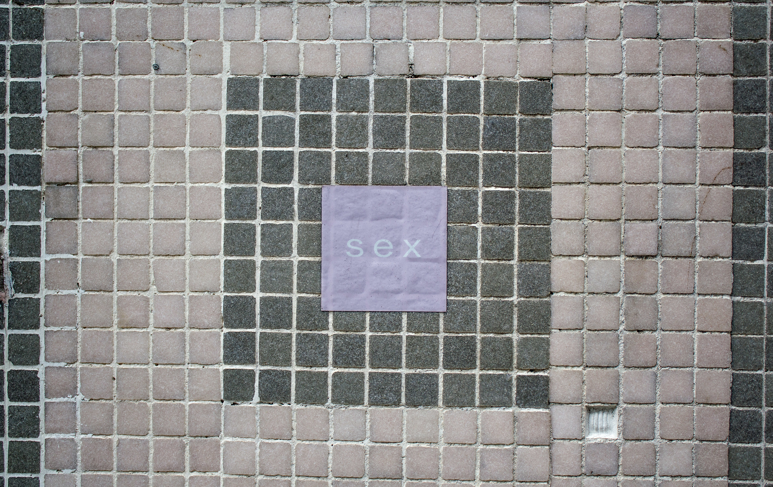 Sex sticker