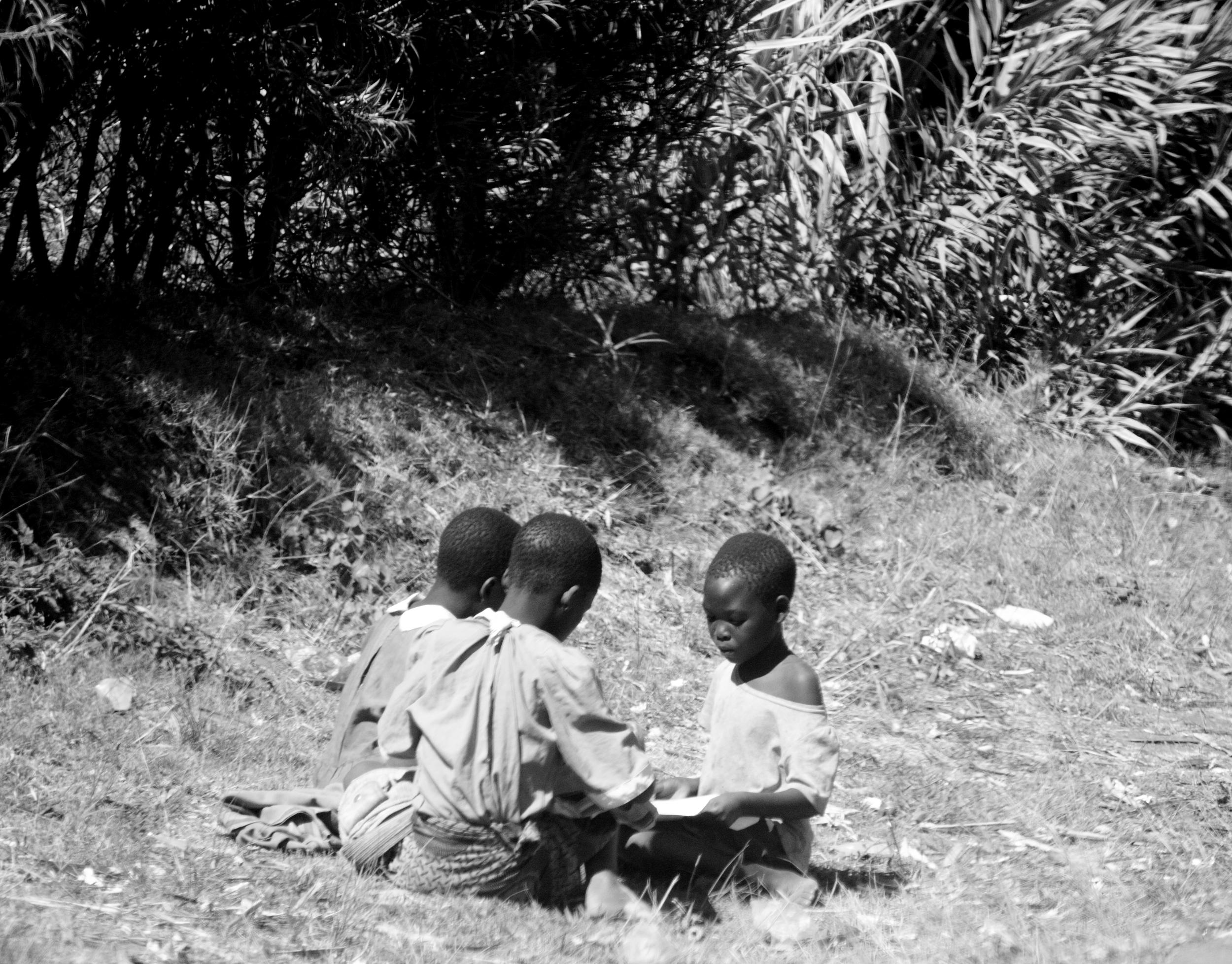 Three Boys Sitting in a Circle.JPG
