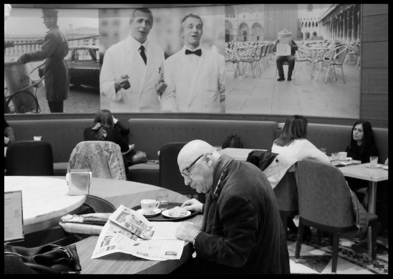Brunetti Cafe, Lygon Street, Carlton.