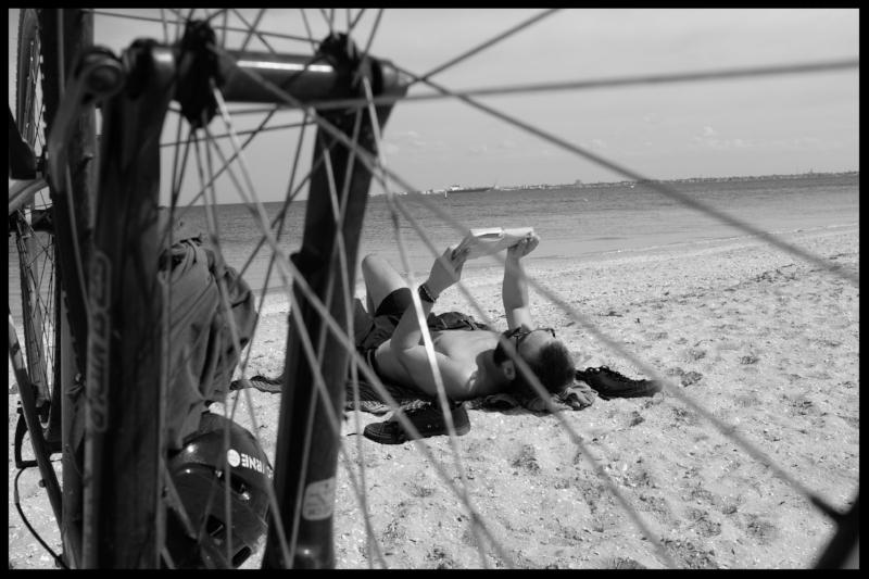 South Melbourne Beach.