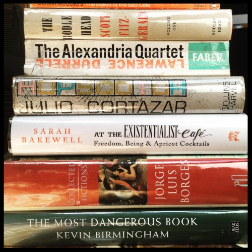 Books to read 2017, Luke Terbutt, proprietor of  Alice's Bookshop .