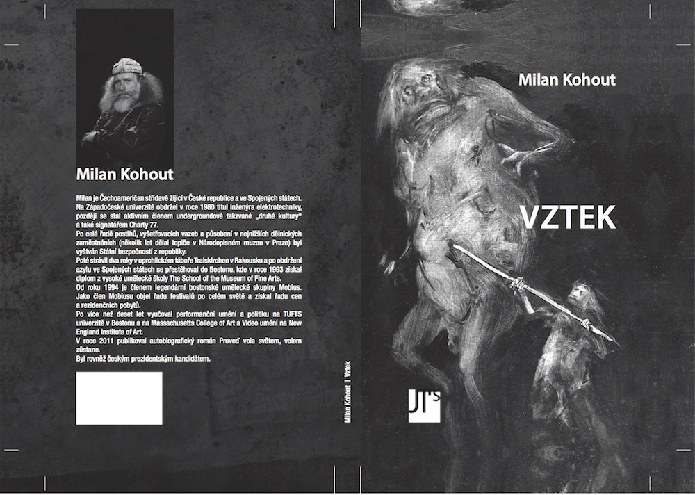 Milan Kohout Book of Poetry Published