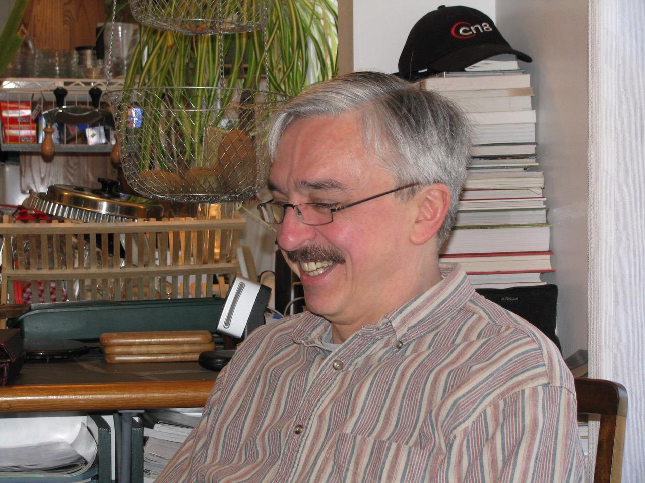 Bob Raymond : 1952-2012 (photo credit: Nancy Osborn)
