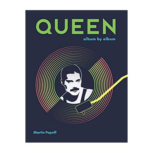 Autographed Queen Book