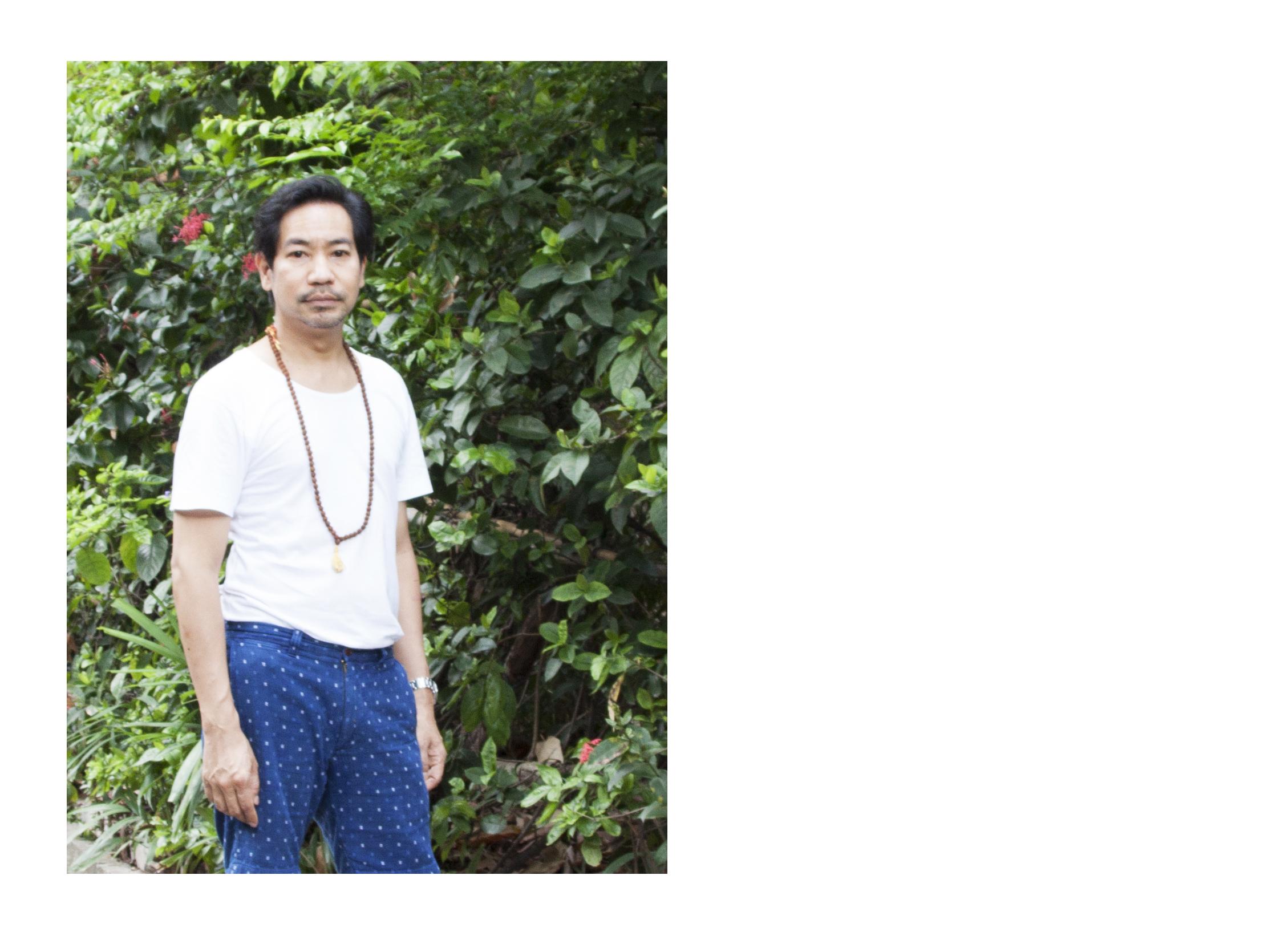 ジャッカイ・シリボ。2016年6月バンコクにて。Photo by Normal Screen