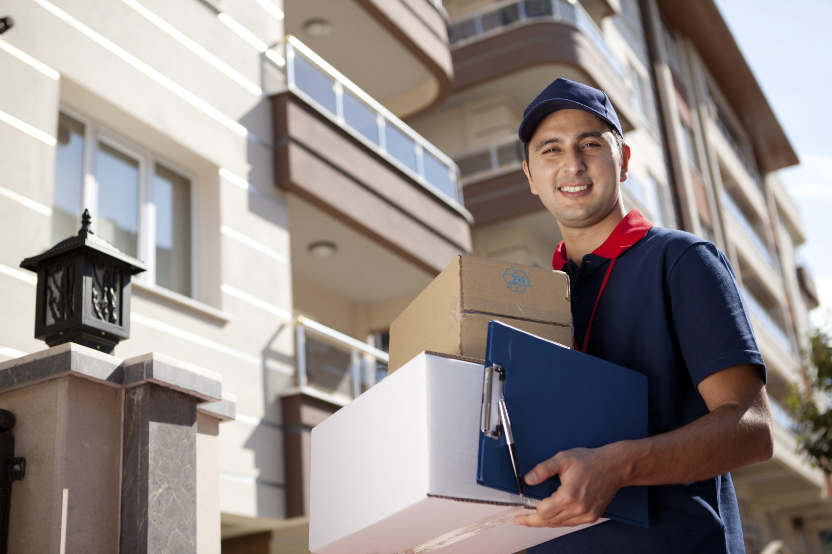 Next Day Delivery Courier Service