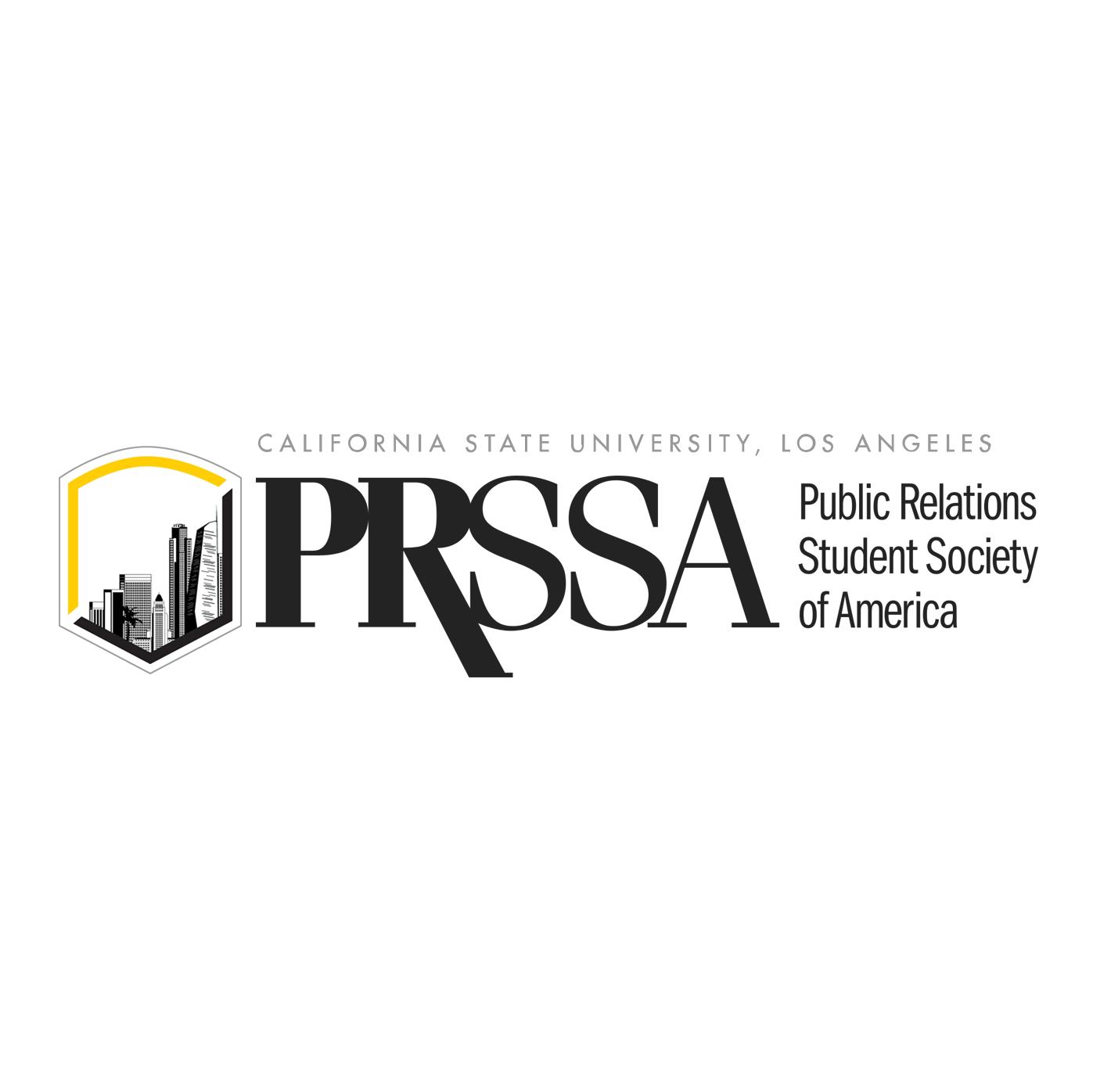 Cal State LA PRSSA Logo