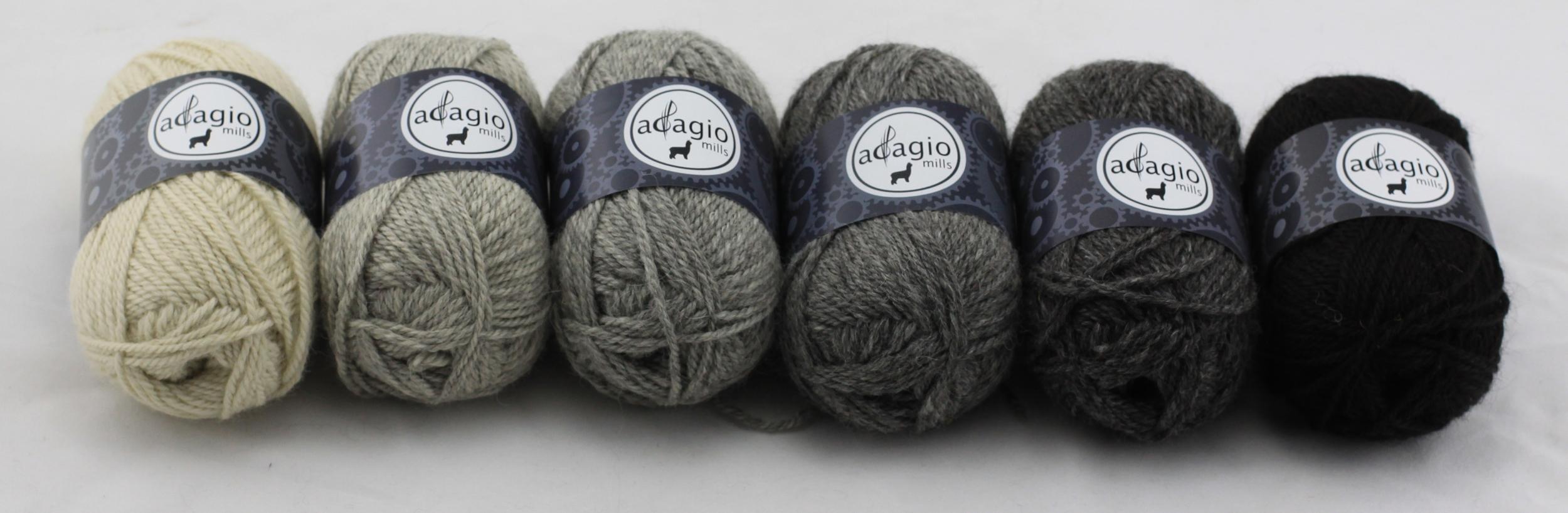 - Looking for Adagio Mills yarns?