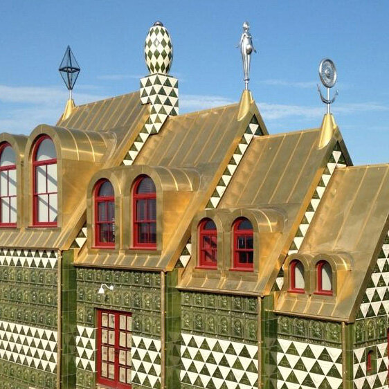 Grayson Perry   A House for Essex
