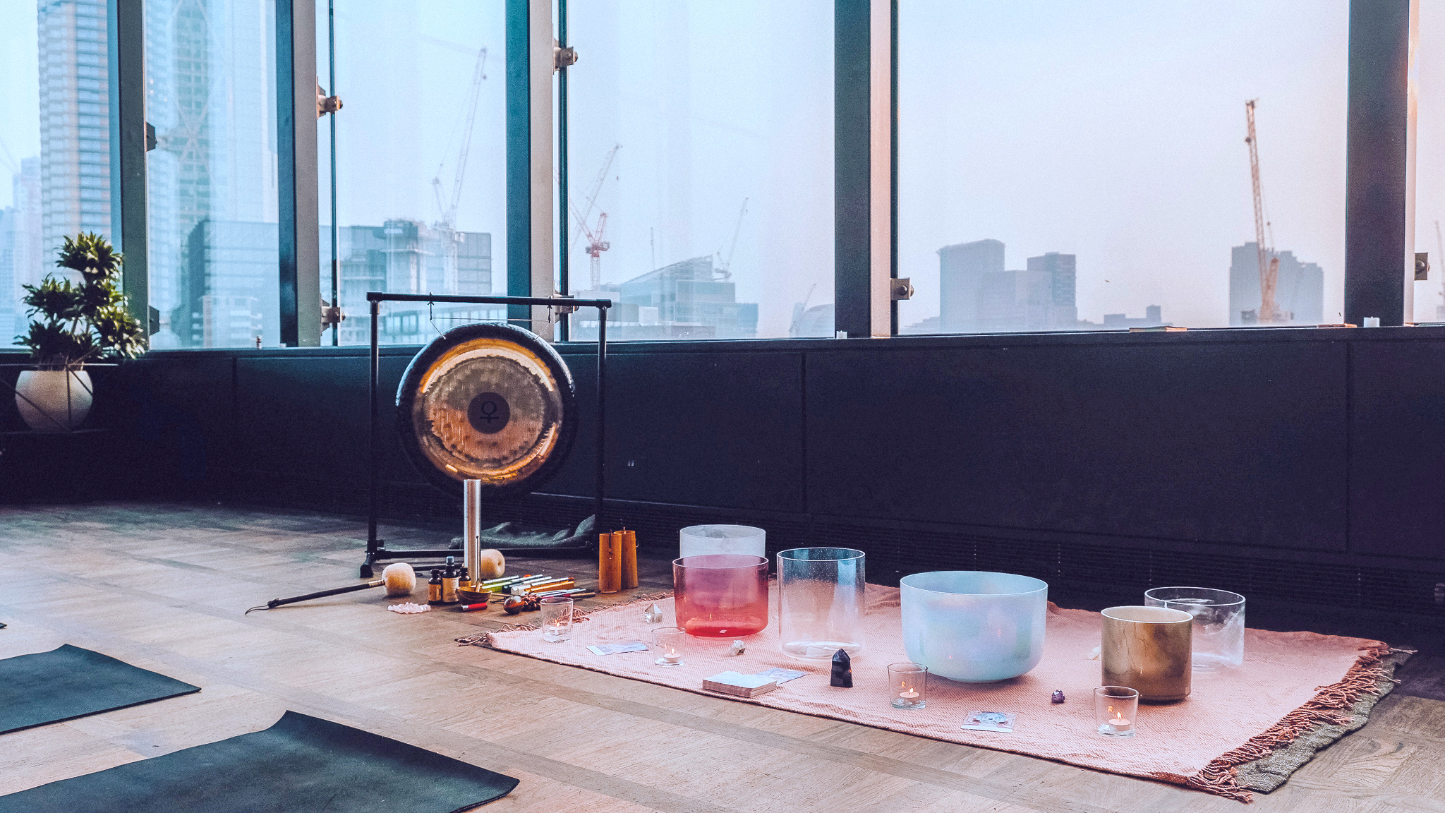 Vibrational Alchemy at Ace Hotel Shoreditch. Photo: @ste_marques from @betweenplaces