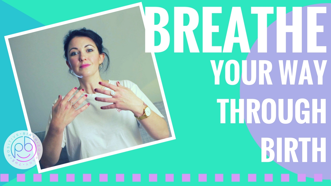 Up breathing hypnobirthing breathing technique
