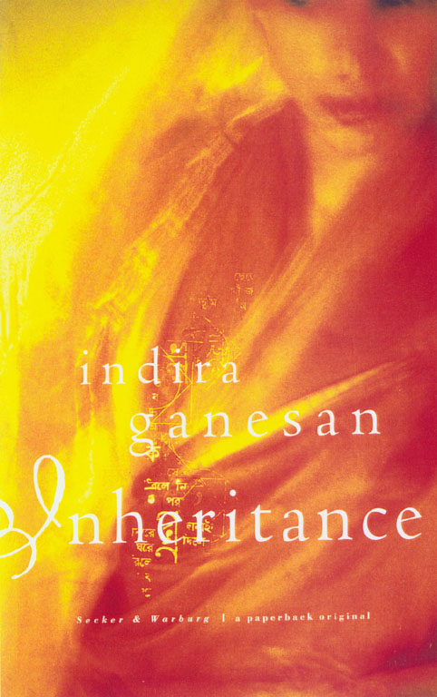 1Book cover - INHERITANCE by Indira Ganesan - image by Carol.jpg