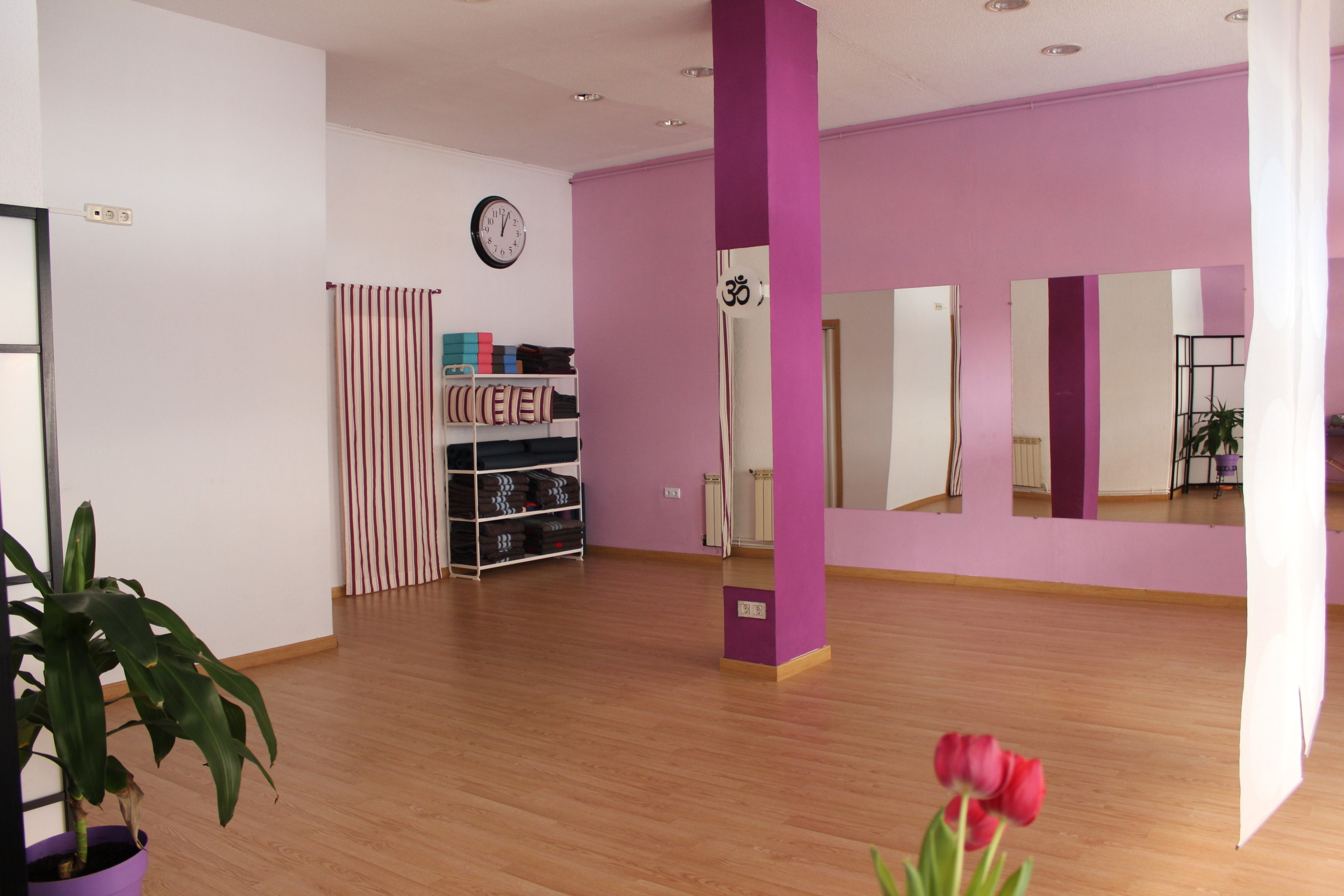 interior Amaranta Yoga
