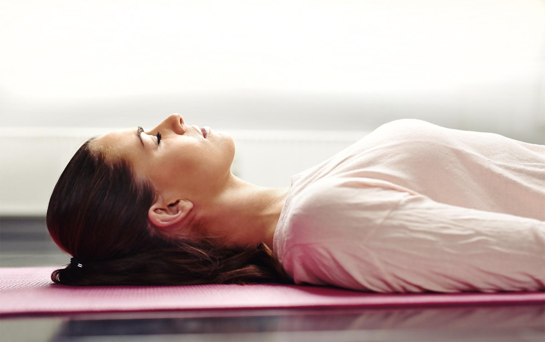 Yoga Nidra en Amaranta