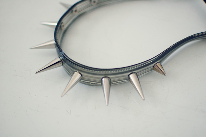 Studded hairband