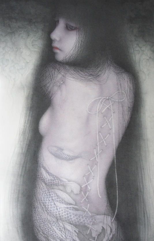 DREAMS ARE LIKE STRANGE STORIES - I take a look at the dream-like world of Japanese artist Goto Atsuko.