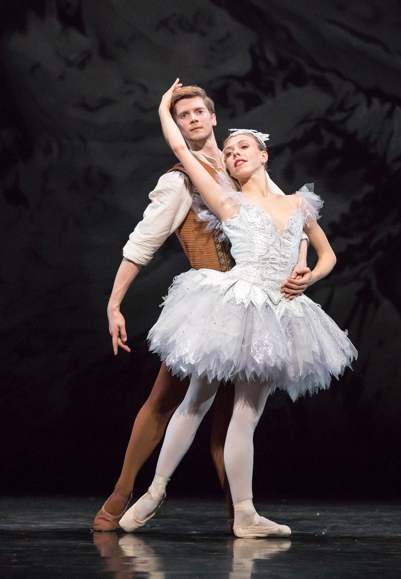 Scottish Ballet's Andrew Peasgood and Constance Devernay in Sir Kenneth MacMillan's The Fairy's Kiss. Photo by Andy Ross (2).jpg