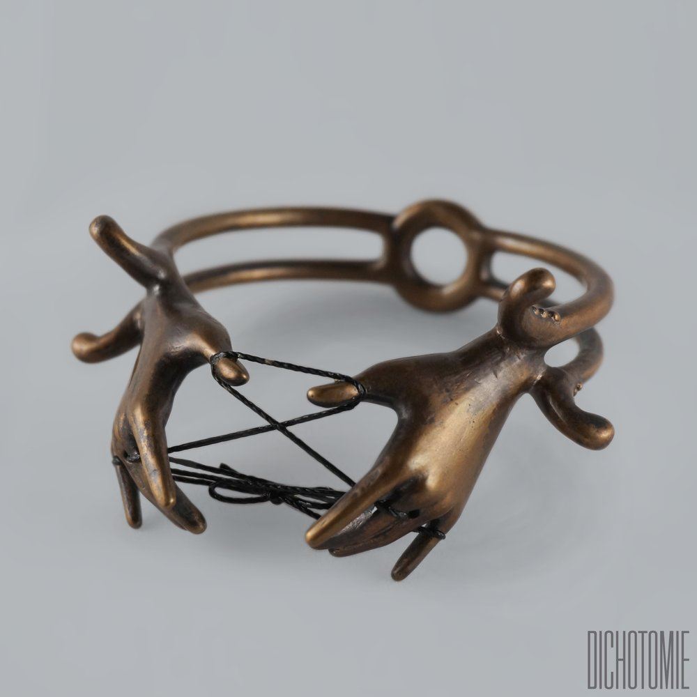 THE CONJURING BANGLE