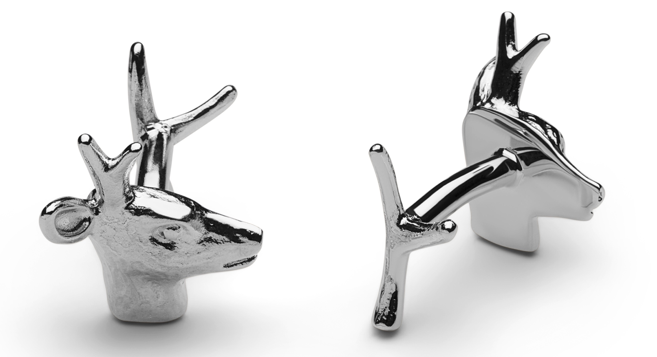 1084-S cufflinks deer silver 1.jpg